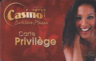 Carte privilege plus casino