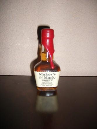 Марка напитка.  Maker's MARK.  Поделиться.  Виски.  Не знаю.